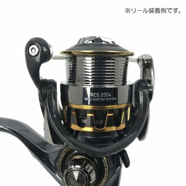 Daiwa SLP WORKS(ダイワSLPワークス) スプール スピニングリール(2000サイズ)用 RCSエアスプール2 2004 ゴールド