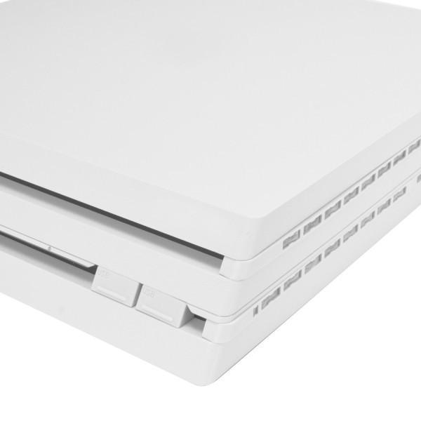PS4 Pro (CUH-7000シリーズ) 用フィルター&キャップセット『ほこりとるとる入れま栓!4P (ホワイト) 』|shimoyana|07