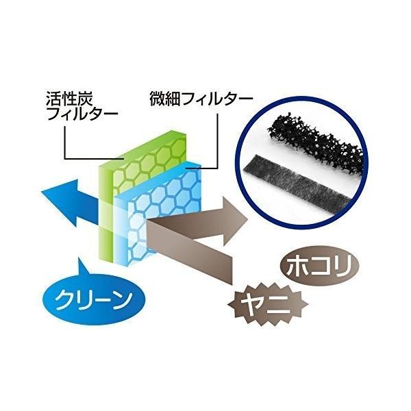 PS4 Pro (CUH-7000シリーズ) 用フィルター&キャップセット『ほこりとるとる入れま栓!4P (ホワイト) 』|shimoyana|08