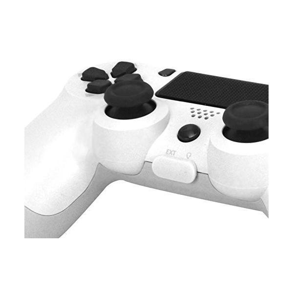 PS4 Pro (CUH-7000シリーズ) 用フィルター&キャップセット『ほこりとるとる入れま栓!4P (ホワイト) 』|shimoyana|09