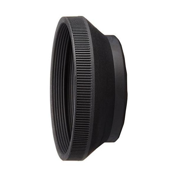UN ラバーレンズフード 25.5mm ブラック UN-5125