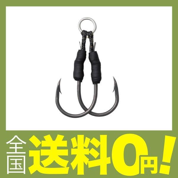 ダイワ(Daiwa) ジギング用アシストフック ツイン #1/0 コースタル
