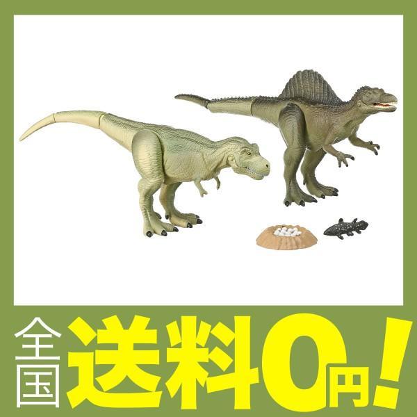 アニア AG-02 肉食恐竜ライバル激突セット|shimoyana