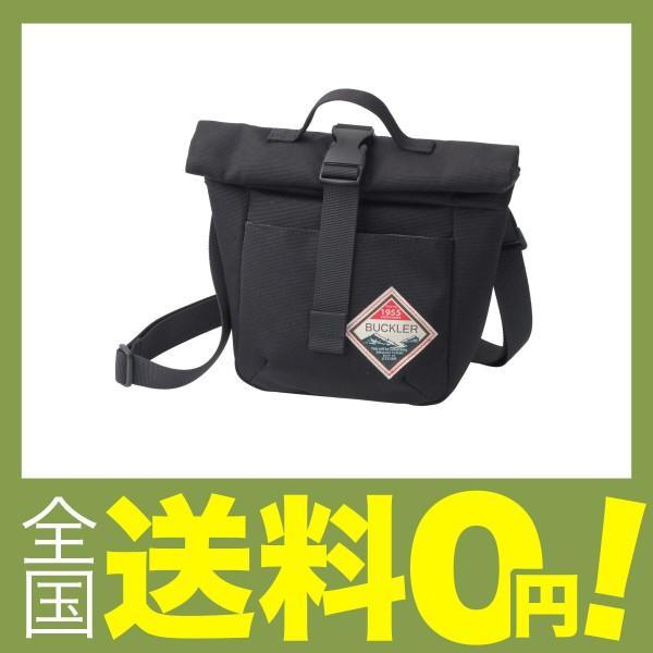 エツミ バックラー ミラーレスバッグ 1.7L ブラック E-3499
