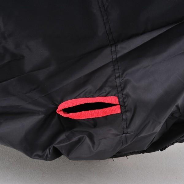 DAYTONA(デイトナ) バイクカバーSIMPLE ブラック LL 98203|shimoyana|09