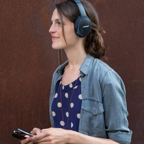 Bose SoundLink around-ear wireless headphones II ワイヤレスヘッドホン ブラック