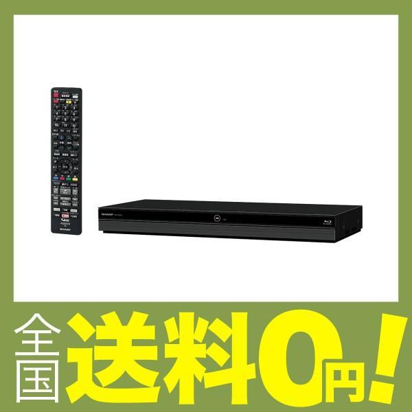 シャープ AQUOS ブルーレイレコーダー 500GB 2チューナー BD-NW520|shimoyana