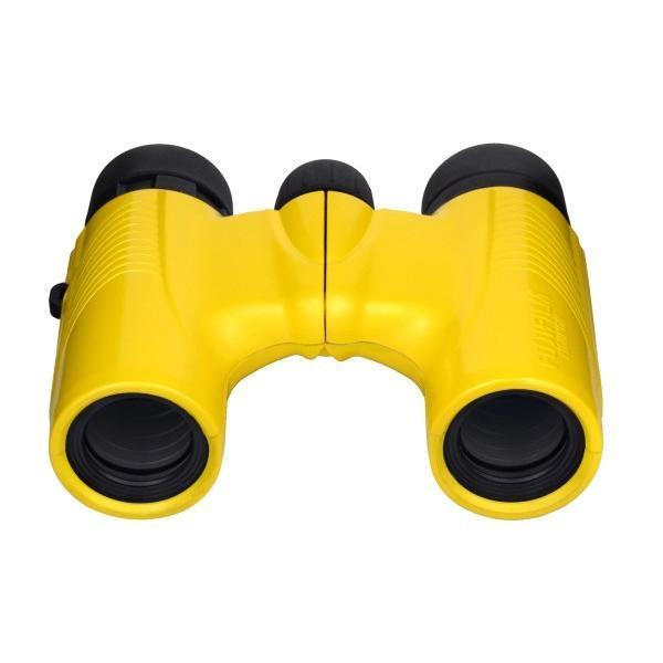 FUJINON 双眼鏡 コンサート用 KF 6×21H ダハプリズム式 6倍 21口径 コンパクト イエロー KF6x21H-YEL