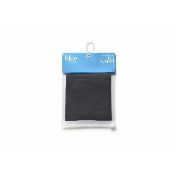 ブルーエア Blue Pure 411 ファブリック プレフィルター グレー Blueair 空気清浄機 Fabric Pre-filter Dark Shadow ダーク シ