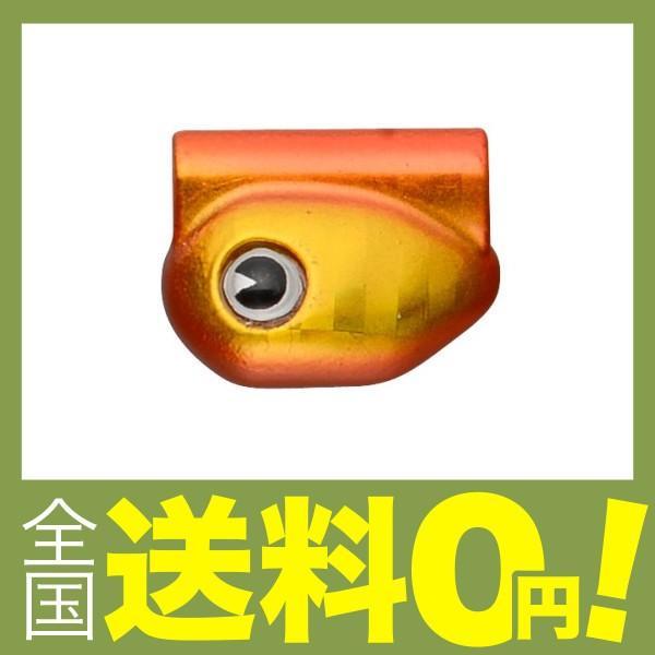 アムズデザイン(ima) ソウルヘッド 5号 モヒカンオレンジ #MSH5-002 053307