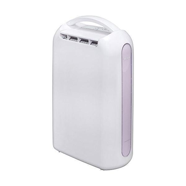 アイリスオーヤマ 衣類乾燥除湿機 強力除湿 タイマー付 静音設計 除湿量2.0L デシカント方式 ピンク IJD-H20-P|shimoyana