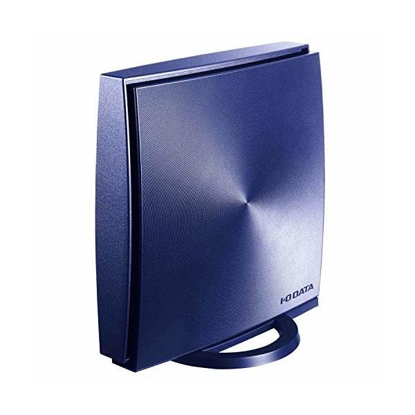 I-O DATA WiFi 無線LAN ルーター ac1200 867+300Mbps IPv6 フィルタリング デュアルバンド 3階建/4LDK/返金保証 WN-AX1167GR2/E|shimoyana