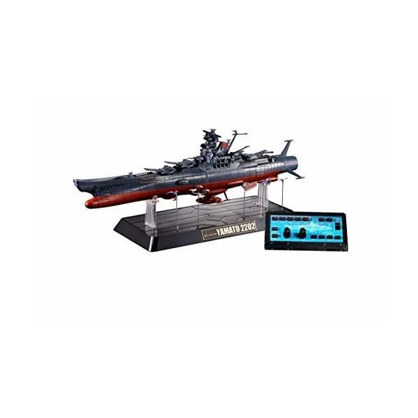 超合金魂 GX-86 宇宙戦艦ヤマト2202 全長約425mm ABS&ダイキャスト製 塗装済み可動フィギュア|shimoyana