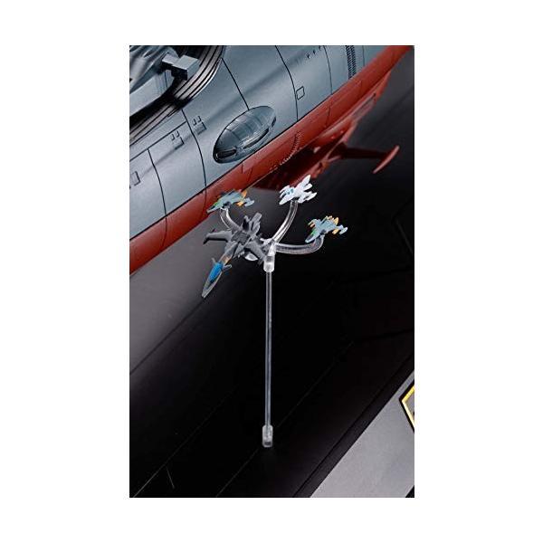 超合金魂 GX-86 宇宙戦艦ヤマト2202 全長約425mm ABS&ダイキャスト製 塗装済み可動フィギュア|shimoyana|02