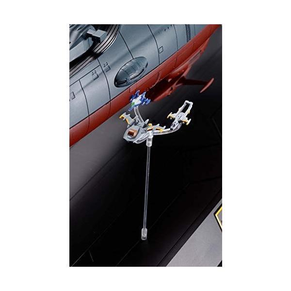 超合金魂 GX-86 宇宙戦艦ヤマト2202 全長約425mm ABS&ダイキャスト製 塗装済み可動フィギュア|shimoyana|07