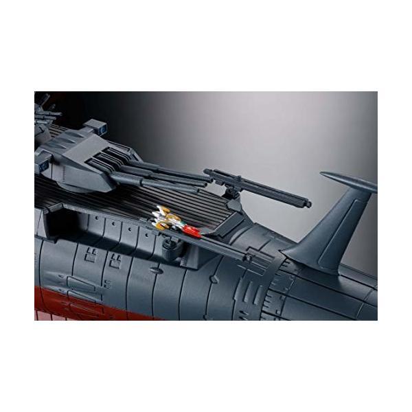 超合金魂 GX-86 宇宙戦艦ヤマト2202 全長約425mm ABS&ダイキャスト製 塗装済み可動フィギュア|shimoyana|09