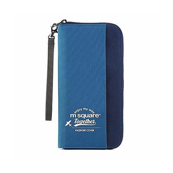 パスポートケース スキミング防止 LUXSURE 薄型 軽量 防水 大容量 海外旅行 名刺 クレジットカード 航空券 収納