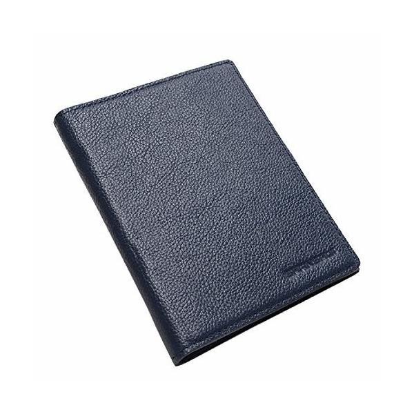SHANSHUI パスポートケース ホルダー トラベルウォレット スキミング防止 安全な海外旅行用 本革 パスポートカ