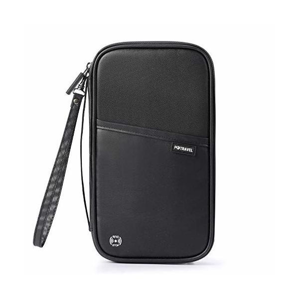 パスポートケース RFIDスキミング防止 家族 国内海外旅行用品 盗難防止 旅行便利グッズ パスポートケース 男