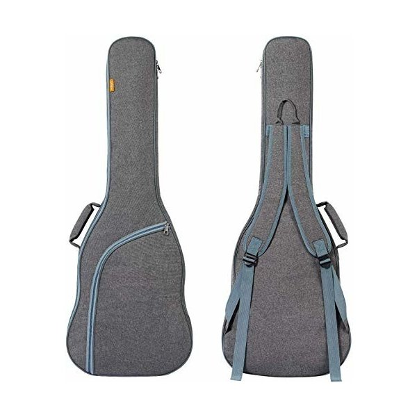 CAHAYA ギターケース 軽量 エレキギター ソフト ケース (特許番号No 007468509-0001) 9mmスポンジ エレキ ギターバ
