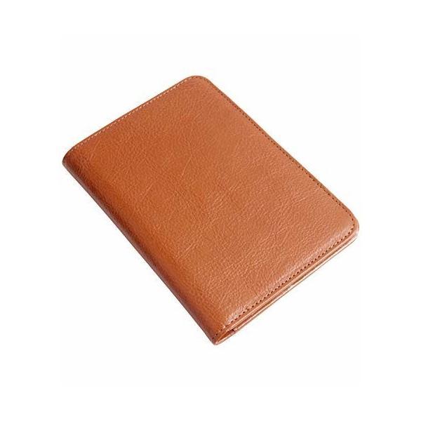 Dom Teporna Italy マルチパスポートケース 本革 牛革 イタリアンレザー 手帳 カバー 薄い 軽い コンパクト カード