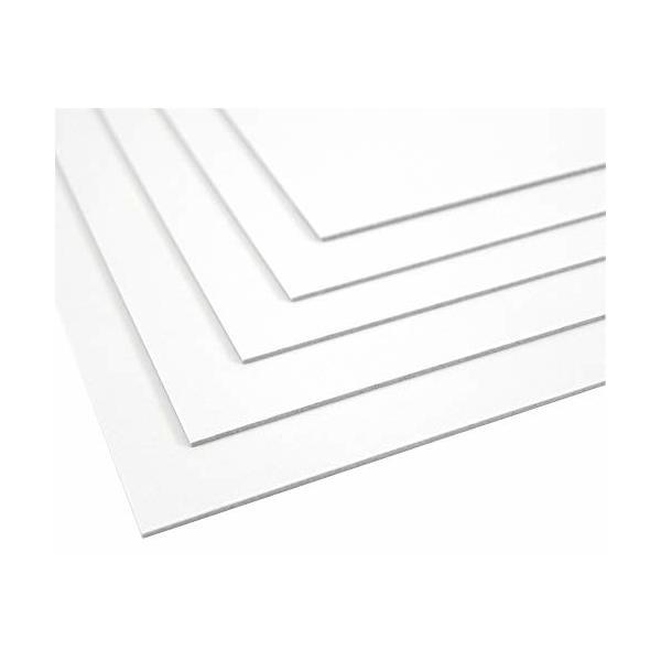 ペーパーエントランス 厚紙 A4 ボール紙 封筒 梱包 補強 紙 台紙 表紙 工作 画用紙 0.73mm厚 20枚 55011