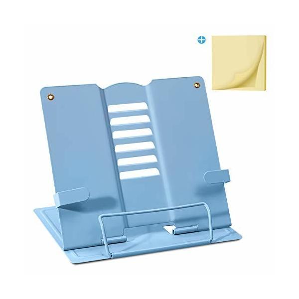 Palumma ブック スタンド 書見台 ブック スタンド 卓上 読書 スタンド 鉄製 より耐久性 広げて厚く 折畳み 肩こ