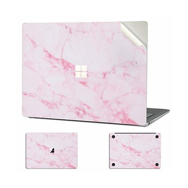 Digi-Tatoo Surface 専用スキンシール カバー ステッカー (Surface Laptop4 / Laptop3 13.5インチ用) 全身保護、取り外し可能