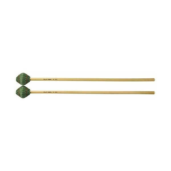 PLAY WOOD プレイウッド ビブラフォン&マリンバ用マレット M-503(M)
