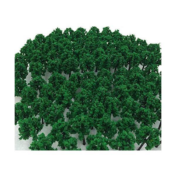 森林選べるサイズミニツリーNゲージジオラマ材料Xゲージ鉄道建築ミリタリー模型用樹木風景工作
