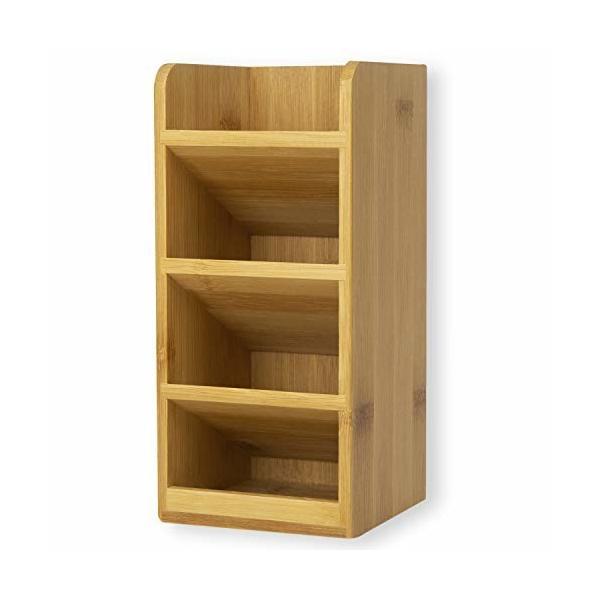 ペン立て 木製 ぺんたて シンプル ペンスタンド 天然木 おしゃれ 木目 デザイン オフィス収納 卓上収納 小物