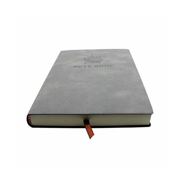 YUANHEN 手帳 ドメモ ンダー ノート 学生 学校 学用品 事務用品ルーズリーフ - 超厚 360ページ(180枚の紙)簡潔で