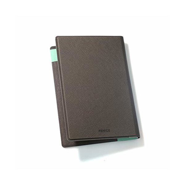 デザイナーズ FENICE 旅行用財布 財布 Sサイズ パスポートケース カードケース 便利グッズ 薄型 anti skimming 二つ
