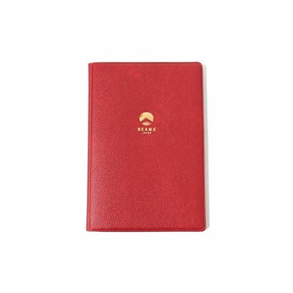 (ビームス ジャパン)BEAMS JAPAN/ステーショナリー BEAMS JAPAN 別注 パスポートケース RED -