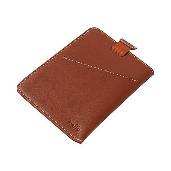 veffy パスポートケース スキミング防止 本革 ペン収納可能 パスポートカバー パスポートホルダー