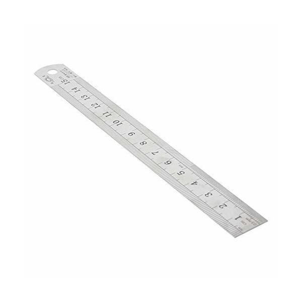 Utoolmart ルーラー ステンレス鋼定規 直定規 直線定規 直ルーラー メジャー定規 測定ツール 測定定規ツール 測