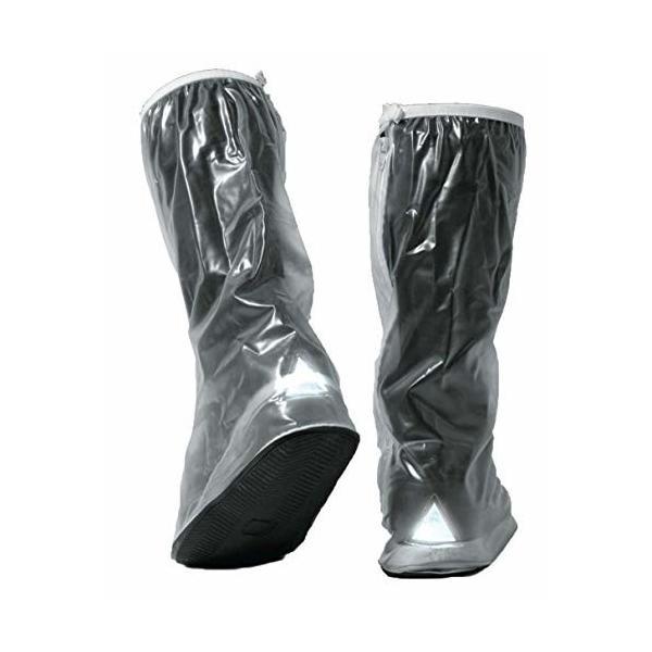 防水シューズカバー 靴カバー 滑り止めの厚さ 高い耐摩耗性チューブ アウトドア防水靴カバー 滑り止め 梅雨