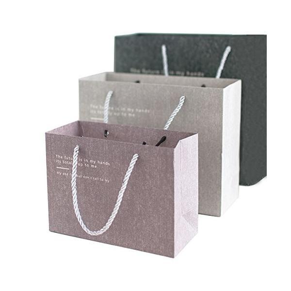 建縁工業 12枚 板紙 ボール紙 ギフトバッグ 紙袋 ハトロン紙 手提げ袋 S ラッピング袋 プレゼント おしゃれ 19.5