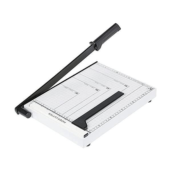 裁断機 ペーパーカッター カッティングマシン Paper Cutter A4 紙 写真 ラベルのカット