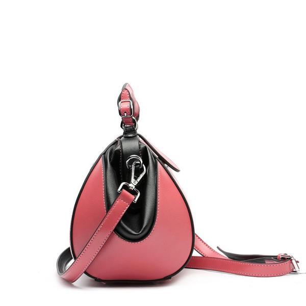 ファッション ショルダーバッグ  レディース パッケージ シンプル ヒットカラードクターバッグ ハンドバッグ