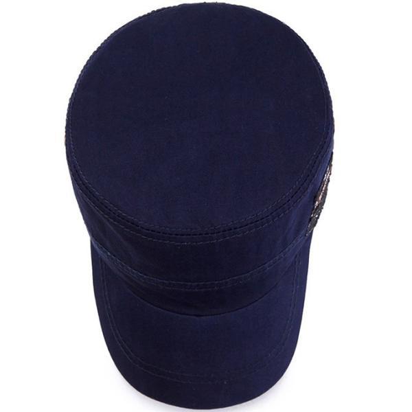 2019年夏新作 キャップ メンズ帽子 ワークキャンプ  ゴルフ帽子  UVカットつば長 日焼け止め 釣り アウトドア 通気性抜群 サイズ調節可能 shin-8 12