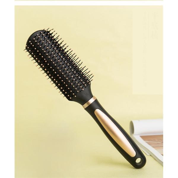 美髪プレゼント 3点セットヘアブラシ 静電気防止 サラサラ くし 櫛  頭皮ケア  艶髪ブラシ 携帯 巻き髪 人気 女性用 家庭用|shin-8|15