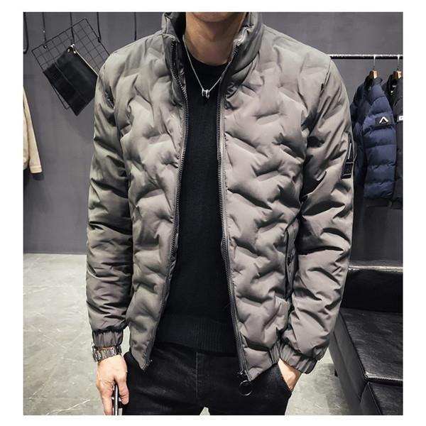ダウンジャケット メンズ アウター ジャケット 中綿ジャケット ブルゾン 暖かい あったか 防寒 秋冬 冬服 厚手|shin-8|12