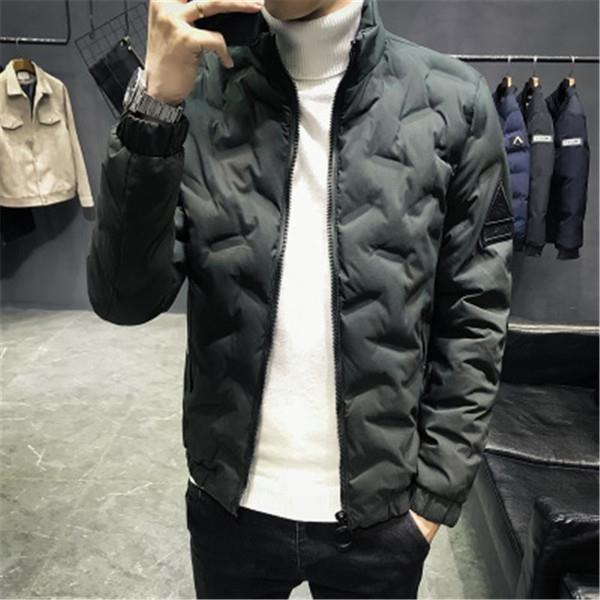 ダウンジャケット メンズ アウター ジャケット 中綿ジャケット ブルゾン 暖かい あったか 防寒 秋冬 冬服 厚手|shin-8|14