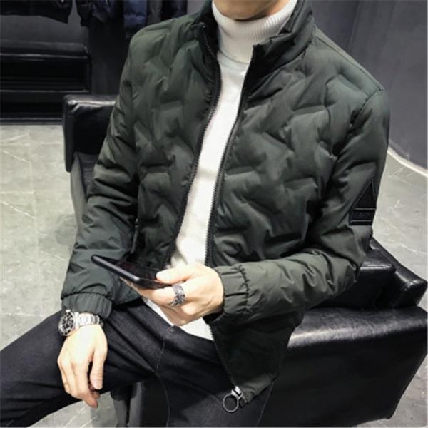 ダウンジャケット メンズ アウター ジャケット 中綿ジャケット ブルゾン 暖かい あったか 防寒 秋冬 冬服 厚手|shin-8|21