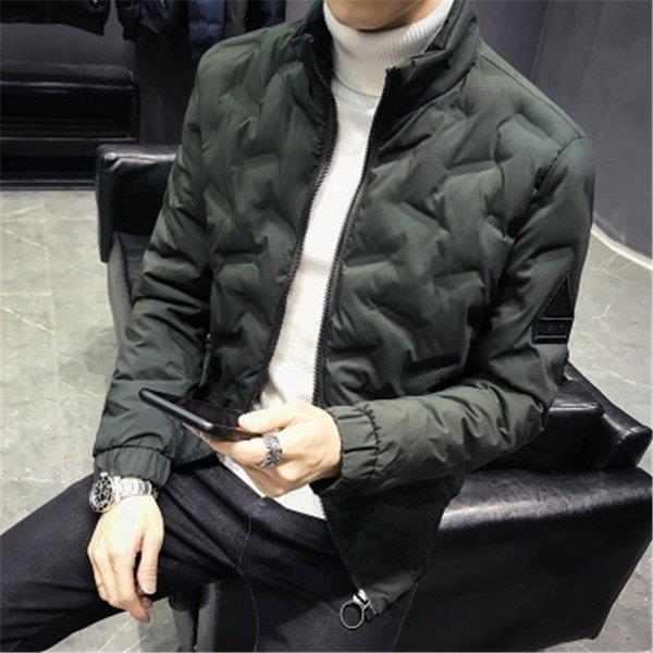 ダウンジャケット メンズ アウター ジャケット 中綿ジャケット ブルゾン 暖かい あったか 防寒 秋冬 冬服 厚手|shin-8|06