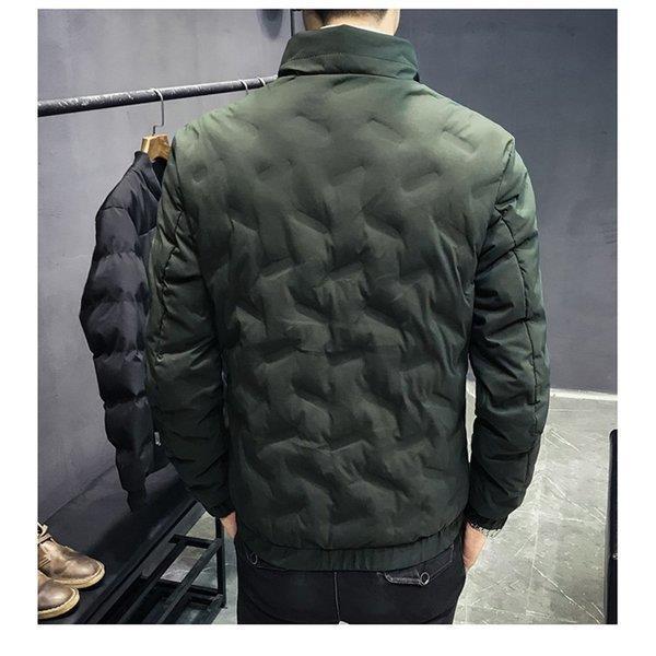 ダウンジャケット メンズ アウター ジャケット 中綿ジャケット ブルゾン 暖かい あったか 防寒 秋冬 冬服 厚手|shin-8|08