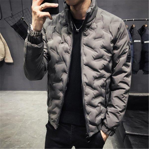 ダウンジャケット メンズ アウター ジャケット 中綿ジャケット ブルゾン 暖かい あったか 防寒 秋冬 冬服 厚手|shin-8|09