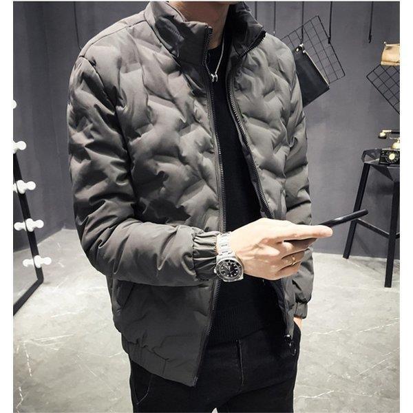 ダウンジャケット メンズ アウター ジャケット 中綿ジャケット ブルゾン 暖かい あったか 防寒 秋冬 冬服 厚手|shin-8|10