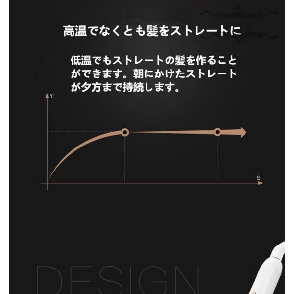 ヘアアイロン ミニヘアアイロン 2way ストレート・カール対応 ハンディータイプ 携帯便利 30mm アイロン|shin-8|09